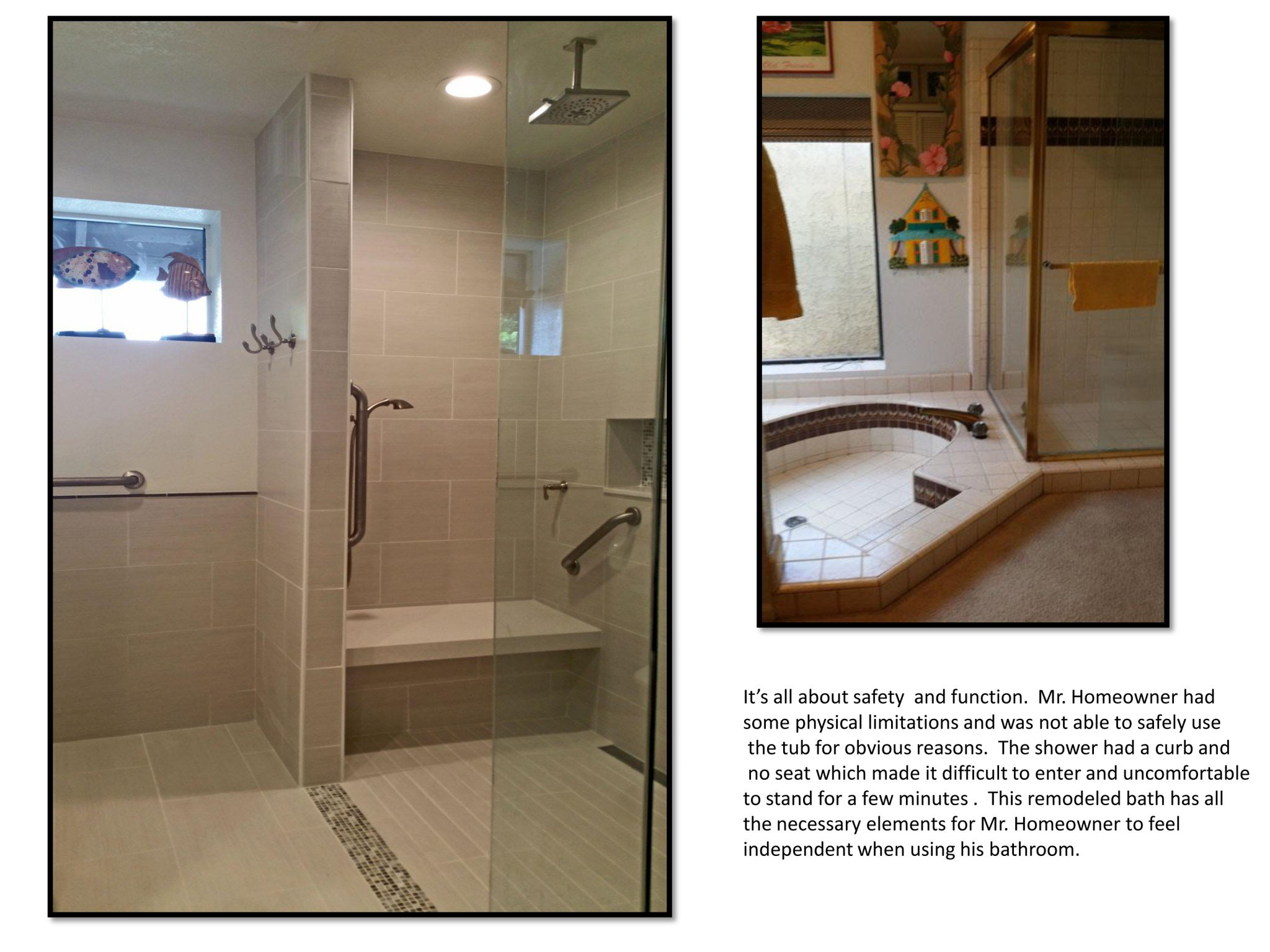 Before and After Pictures - Nancy Hugo