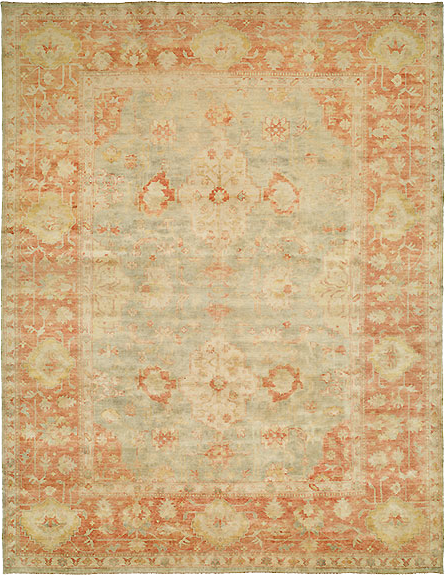 Traditional rug pattern