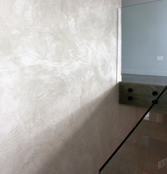 Plaster:  Maritimo  Color Base:  Oyster Bay