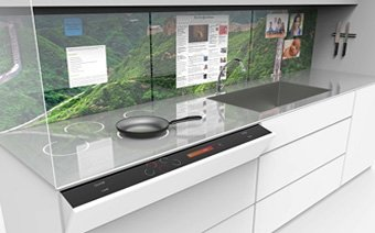Are you ready for Technology in your Kitchen?