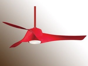 "Minka Artemis 59"" contemporary ceiling fan"