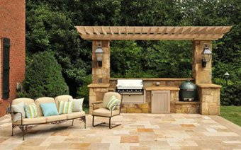 Time to Plan that Outdoor Kitchen