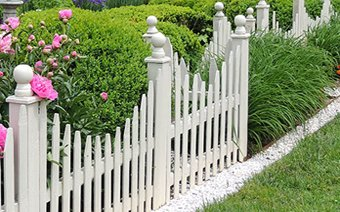 Remember that Picket Fence?